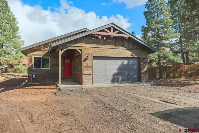27 N Birdie Court, Pagosa Springs, CO 81147 (MLS #751417) :: CapRock Real Estate, LLC