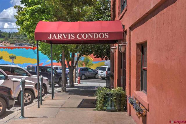 125 W 10th Street #102, Durango, CO 81301 (MLS #751447) :: CapRock Real Estate, LLC