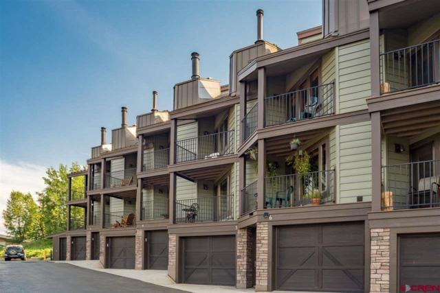 11 Morning Glory Way #6, Mt. Crested Butte, CO 81225 (MLS #751487) :: Durango Home Sales