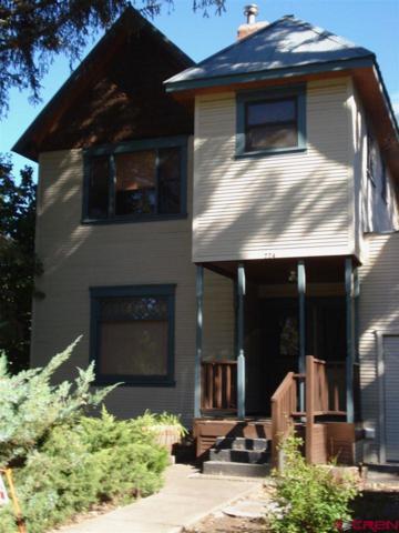 774 E 3rd Avenue, Durango, CO 81301 (MLS #751504) :: CapRock Real Estate, LLC