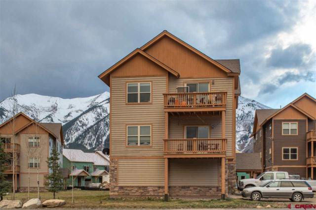 180 S Avion Drive #101, Crested Butte, CO 81224 (MLS #751626) :: Keller Williams CO West / Mountain Coast Group