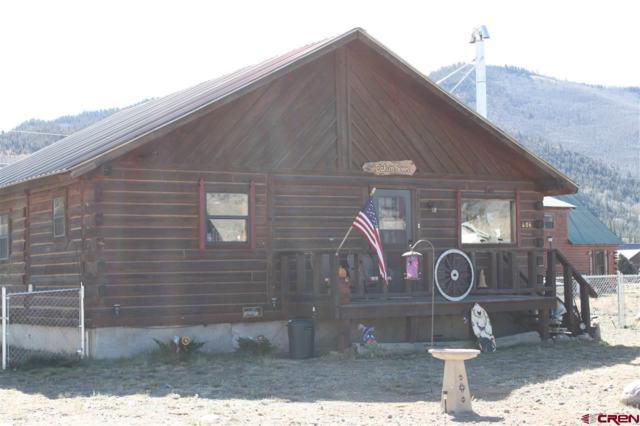 406 Last Chance Drive, Creede, CO 81130 (MLS #751637) :: CapRock Real Estate, LLC