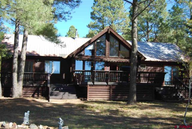 274 W Golf, Pagosa Springs, CO 81147 (MLS #751648) :: Keller Williams CO West / Mountain Coast Group