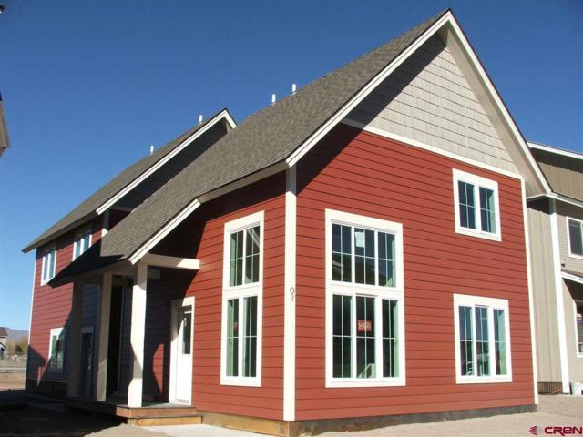 302 Joseph Lane A, Gunnison, CO 81230 (MLS #751655) :: CapRock Real Estate, LLC