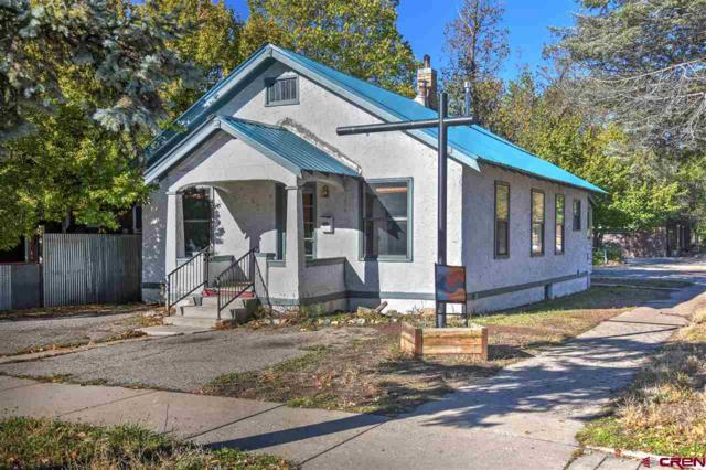 575 E 4th Avenue, Durango, CO 81301 (MLS #751741) :: Durango Home Sales