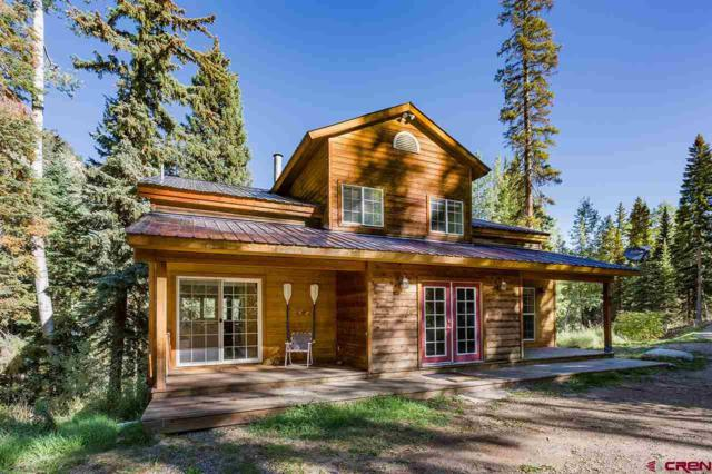 65 Columbine Drive, Durango, CO 81301 (MLS #751742) :: Durango Mountain Realty