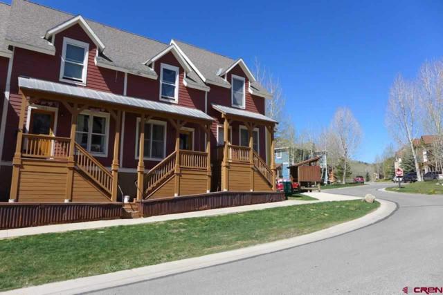 107 Pitchfork Drive, Mt. Crested Butte, CO 81225 (MLS #751789) :: Durango Home Sales