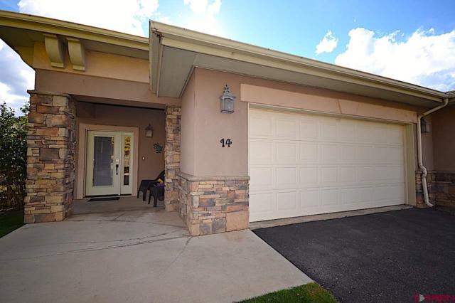 14 Villa Escalante Court, Durango, CO 81303 (MLS #751898) :: Durango Mountain Realty