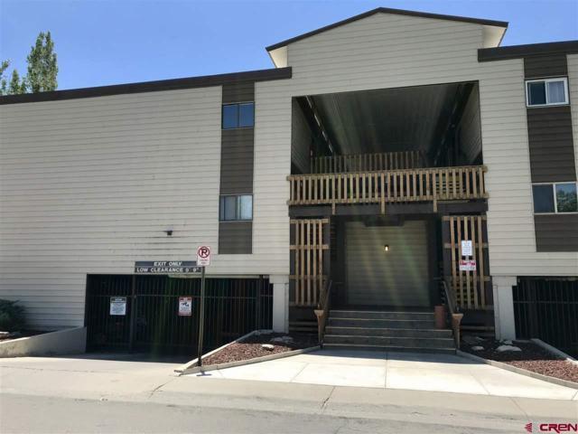 125 Franklin Avenue #113, Grand Junction, CO 81505 (MLS #751928) :: CapRock Real Estate, LLC