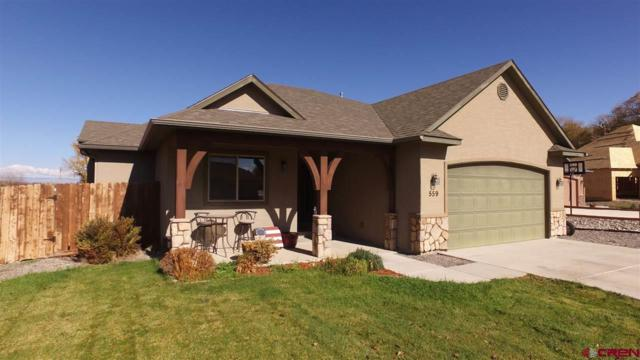 559 Opal Drive, Montrose, CO 81403 (MLS #751945) :: Durango Home Sales