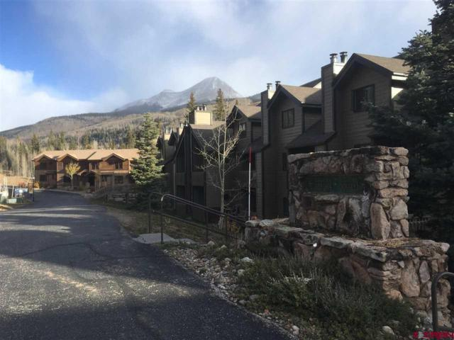 50827 N Hwy 550 #326, Durango, CO 81301 (MLS #751971) :: Keller Williams CO West / Mountain Coast Group