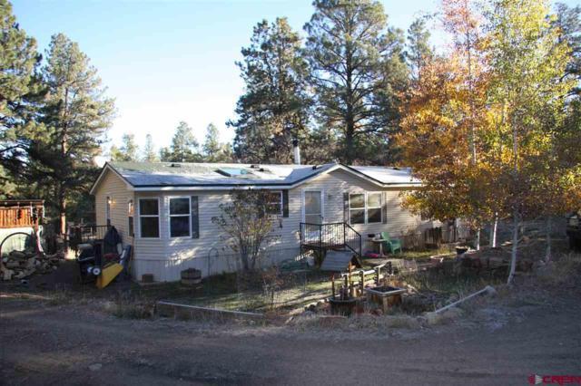 446 Hilltop Drive, Pagosa Springs, CO 81147 (MLS #751972) :: Durango Home Sales