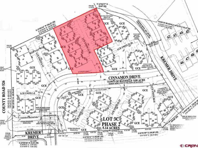 Lots 12 - 20 Cinnamon Drive, Bayfield, CO 81122 (MLS #751990) :: Durango Home Sales