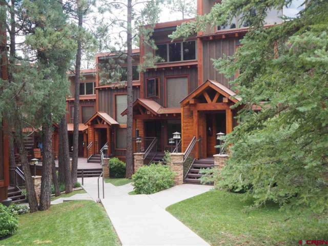 73 S Tamarron Drive #861, Durango, CO 81301 (MLS #751994) :: Keller Williams CO West / Mountain Coast Group