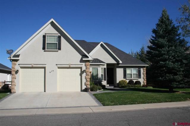 679 Cobble Drive, Montrose, CO 81403 (MLS #751997) :: CapRock Real Estate, LLC