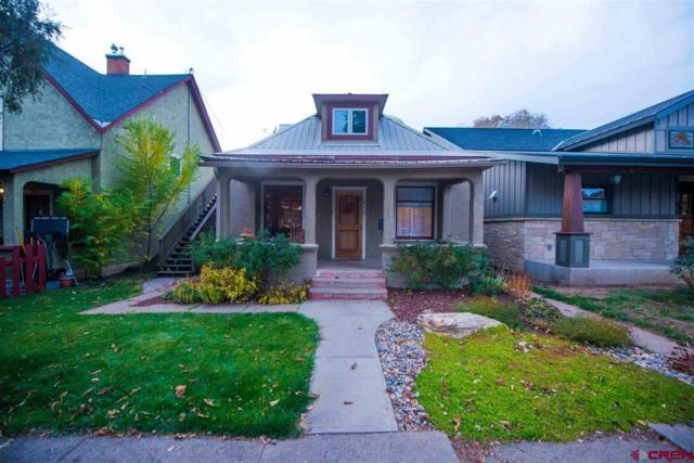 615 E 4th Avenue, Durango, CO 81301 (MLS #752058) :: Durango Home Sales