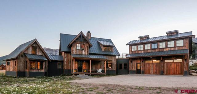 53 Buckhorn Way, Crested Butte, CO 81224 (MLS #752116) :: CapRock Real Estate, LLC