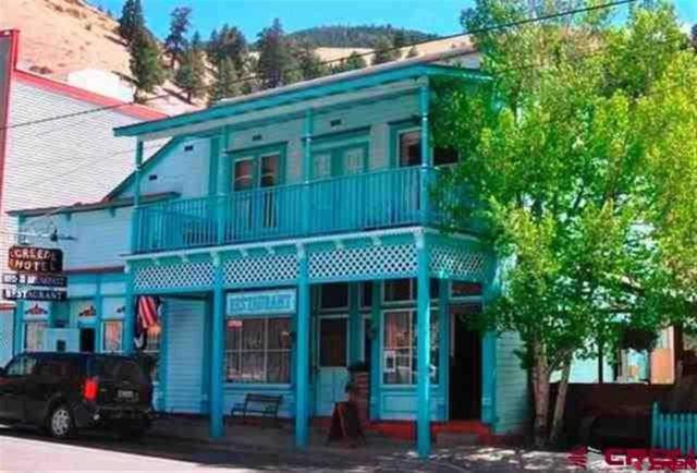 120 N Main Street, Creede, CO 81130 (MLS #752172) :: The Dawn Howe Group | Keller Williams Colorado West Realty