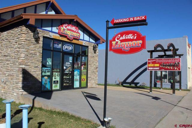 407 Main, Alamosa, CO 81101 (MLS #752177) :: Durango Home Sales
