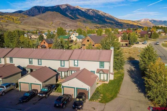 148 Elcho Avenue #10, Crested Butte, CO 81224 (MLS #752190) :: The Dawn Howe Real Estate Network | Keller Williams Colorado West Realty