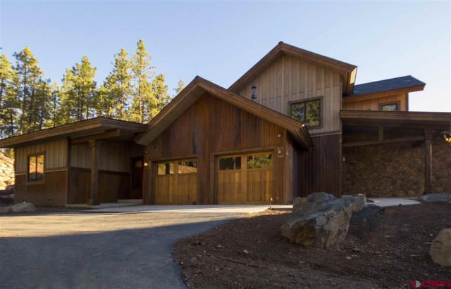 87 Glacier Club Trail #17, Durango, CO 81301 (MLS #752209) :: Durango Home Sales