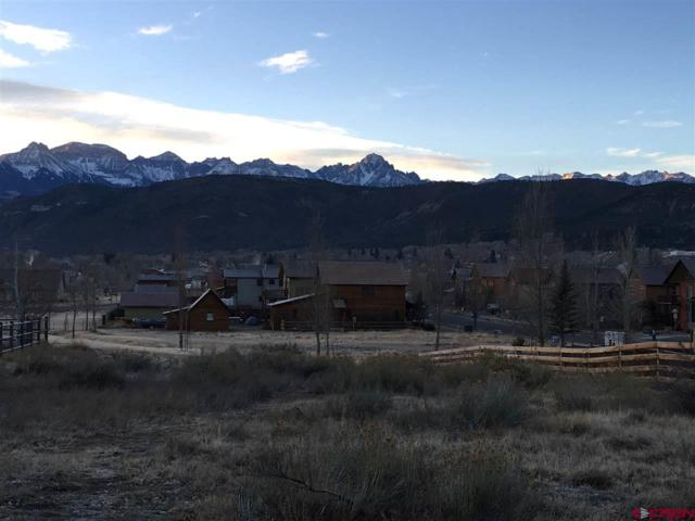 520 Marion Overlook, Ridgway, CO 81432 (MLS #752221) :: Keller Williams CO West / Mountain Coast Group