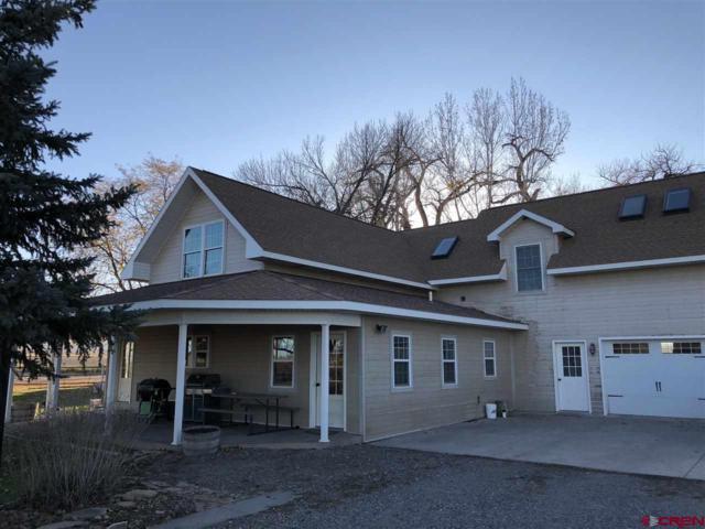 52841 Banner Road, Delta, CO 81416 (MLS #752224) :: CapRock Real Estate, LLC
