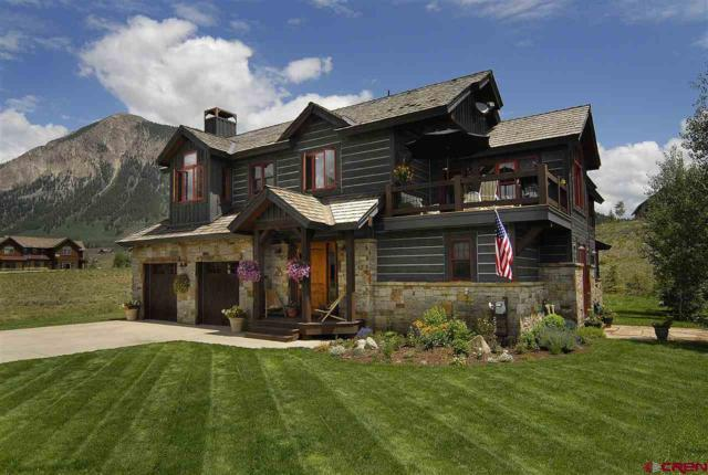38 Willow Court, Crested Butte, CO 81224 (MLS #752238) :: CapRock Real Estate, LLC