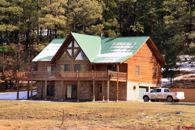 1806 Loma Linda Drive, Pagosa Springs, CO 81147 (MLS #752239) :: CapRock Real Estate, LLC