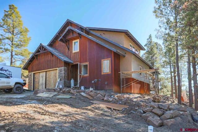 94 Handicap Avenue, Pagosa Springs, CO 81147 (MLS #752259) :: Keller Williams CO West / Mountain Coast Group