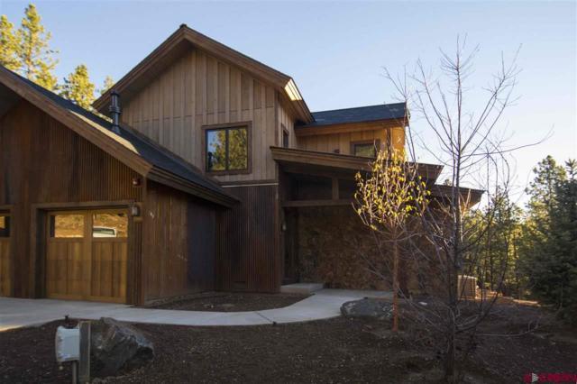87 Glacier Club Trail #15, Durango, CO 81301 (MLS #752274) :: Durango Home Sales