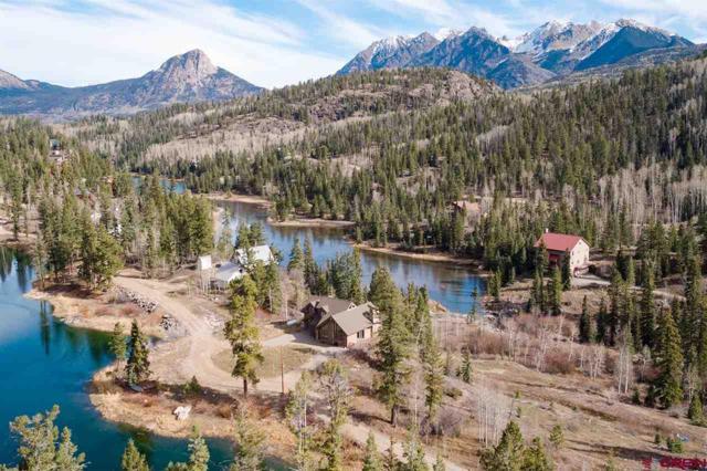 320 Lake Shore Drive, Durango, CO 81301 (MLS #752286) :: Durango Home Sales