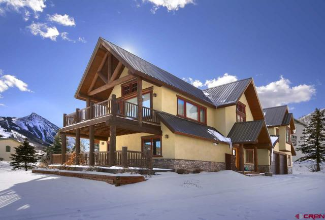 15 Paradise Road, Mt. Crested Butte, CO 81225 (MLS #752312) :: Durango Home Sales