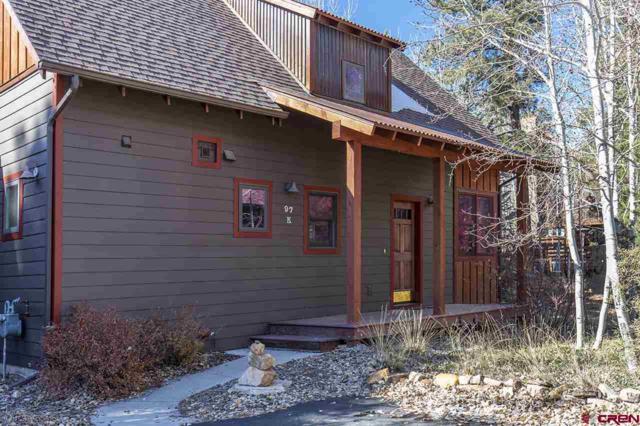 97 K Copper Rim Trail, Durango, CO 81301 (MLS #752314) :: CapRock Real Estate, LLC