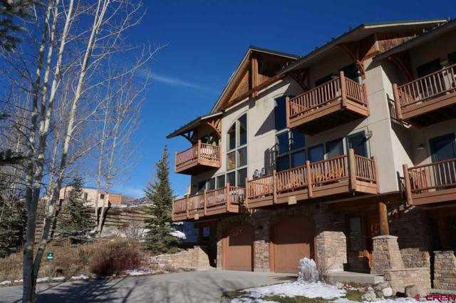 24 Hunter Hill Road #15, Mt. Crested Butte, CO 81225 (MLS #752334) :: The Dawn Howe Real Estate Network | Keller Williams Colorado West Realty
