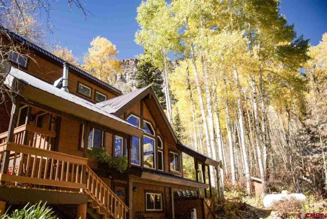 44853 Hwy 550, Durango, CO 81301 (MLS #752367) :: Durango Home Sales