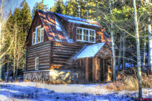 1280 County Road 740, Crested Butte, CO 81224 (MLS #752430) :: The Dawn Howe Real Estate Network | Keller Williams Colorado West Realty