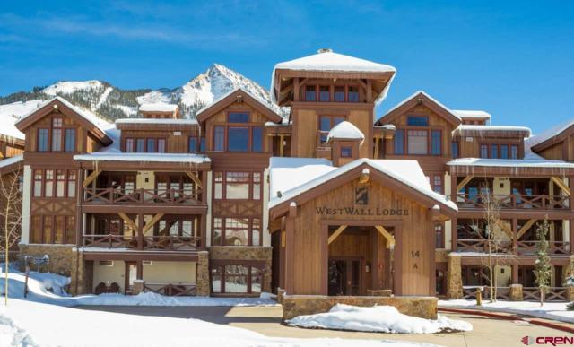 14 Hunter Hill Road C203, Mt. Crested Butte, CO 81225 (MLS #752439) :: The Dawn Howe Real Estate Network | Keller Williams Colorado West Realty