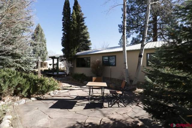 32496 N Hwy 550, Durango, CO 81301 (MLS #752442) :: Durango Home Sales