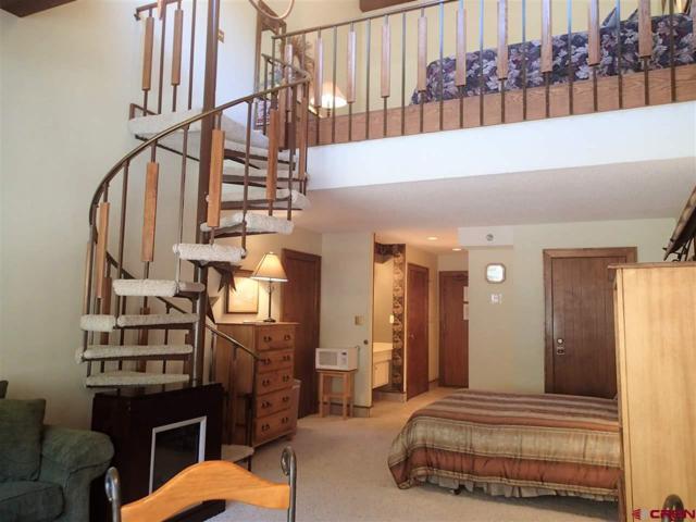 314 N Tamarron Drive #206, Durango, CO 81301 (MLS #752443) :: Durango Home Sales