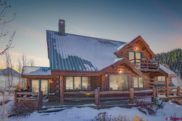 42 Stream View Lane, Crested Butte, CO 81224 (MLS #752444) :: The Dawn Howe Real Estate Network | Keller Williams Colorado West Realty