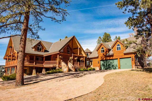 137 Hidden Valley Drive, Pagosa Springs, CO 81147 (MLS #752462) :: The Dawn Howe Group | Keller Williams Colorado West Realty