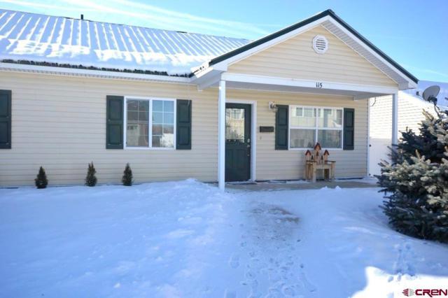 115 Mountaineer Drive, Gunnison, CO 81230 (MLS #752496) :: Keller Williams CO West / Mountain Coast Group