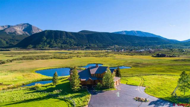 7 Moon Ridge Lane, Crested Butte, CO 81224 (MLS #752517) :: The Dawn Howe Real Estate Network | Keller Williams Colorado West Realty