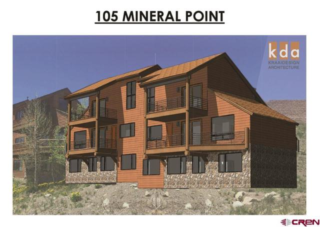 105 Mineral Point A, Mt. Crested Butte, CO 81225 (MLS #752518) :: The Dawn Howe Real Estate Network | Keller Williams Colorado West Realty