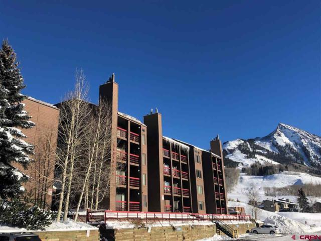 25 Emmons Road #22, Mt. Crested Butte, CO 81225 (MLS #752522) :: The Dawn Howe Real Estate Network | Keller Williams Colorado West Realty