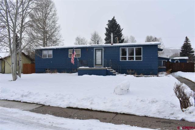 5 Floresta Street, Gunnison, CO 81230 (MLS #752597) :: The Dawn Howe Real Estate Network   Keller Williams Colorado West Realty