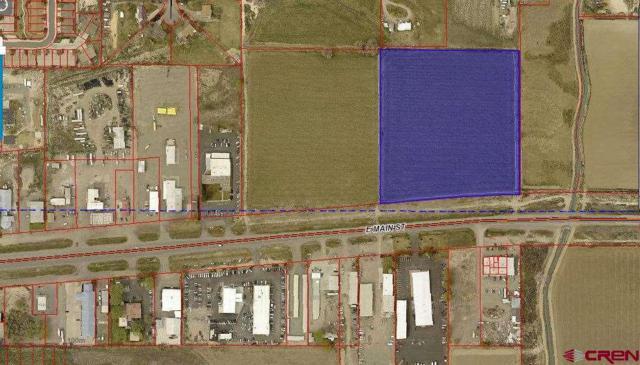 Lot 2 E Main Street, Montrose, CO 81401 (MLS #752641) :: Keller Williams CO West / Mountain Coast Group