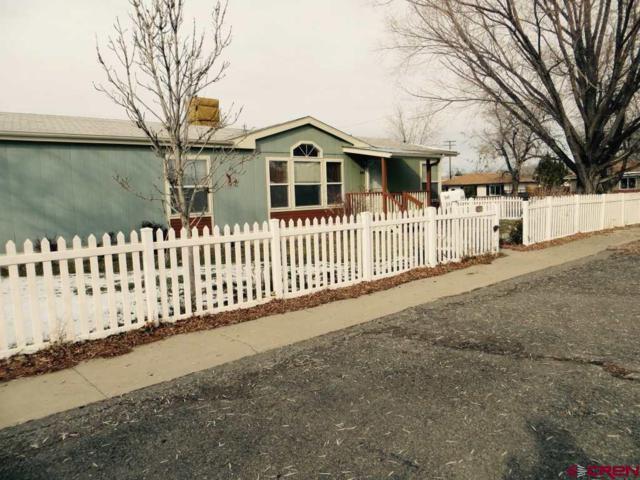 545 S 9th Street, Montrose, CO 81401 (MLS #752666) :: Keller Williams CO West / Mountain Coast Group