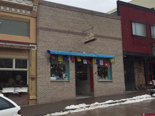 619 Main Street, Ouray, CO 81427 (MLS #752691) :: Keller Williams CO West / Mountain Coast Group